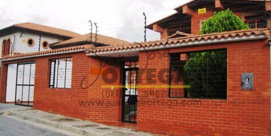 Casa en Mérida, Urb. La Pradera.