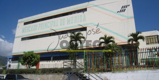 Local Comercial en Mérida, Mercado Principal.