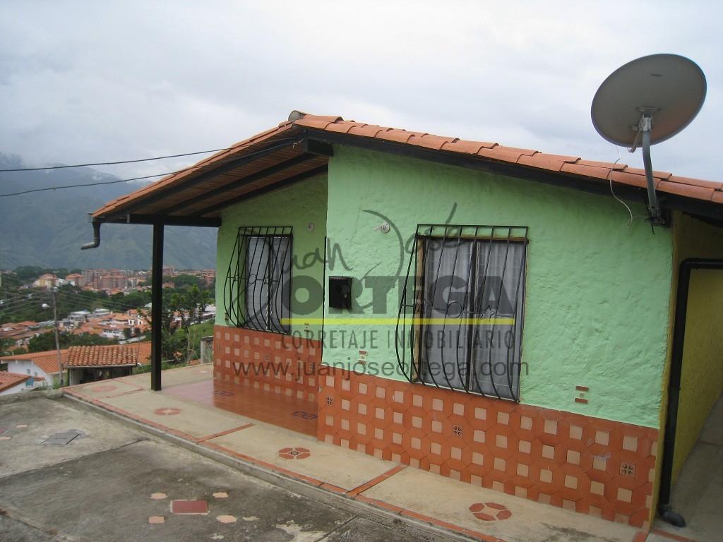 Casa en Mérida, Sector Loma de la Virgen.