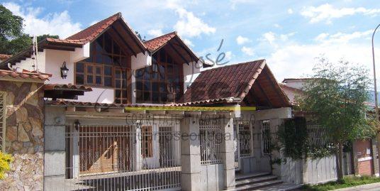 Casa en Mérida, Urb. las Tapias.