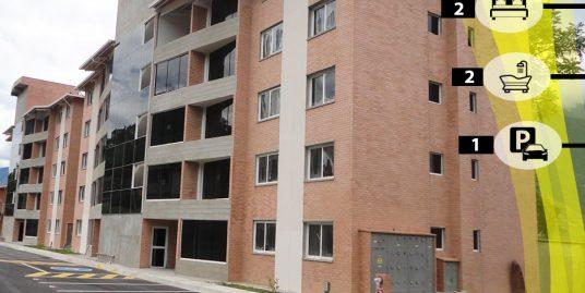 Apartamento en Mérida. Av. Los Próceres, Conjunto residencial Colinas de La Pedregosa.