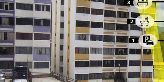 Apartamento en Mérida. Res. Cardenal Quintero.