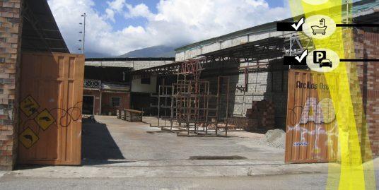 Galpón en Mérida, Lagunillas, sector La Variante.