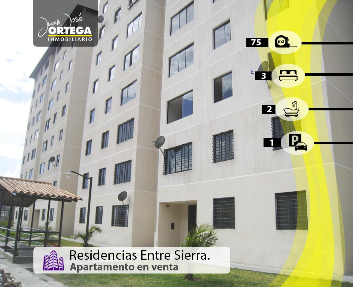 Apartamento en Mérida. Residencias Entre Sierra. Ejido.