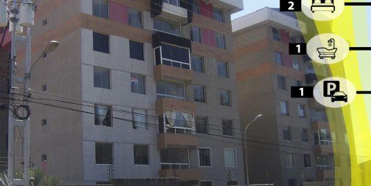 Apartamento en Mérida. Residencias Las Gemelas.