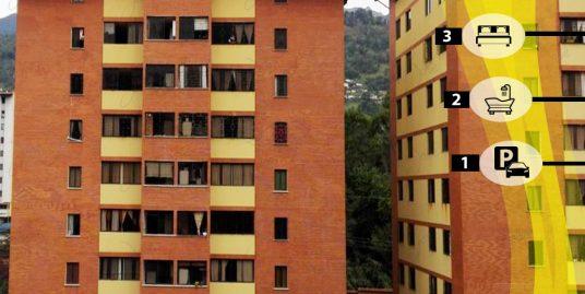 Apartamento en Mérida. Av Las Américas, Conjunto Residencial Santa Barbara II.