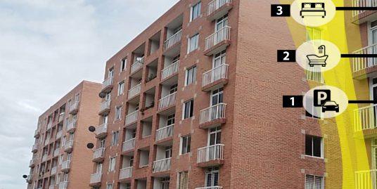 Apartamento en Mérida, Av. Centenario, Conjunto Residencial Campo Alegre.