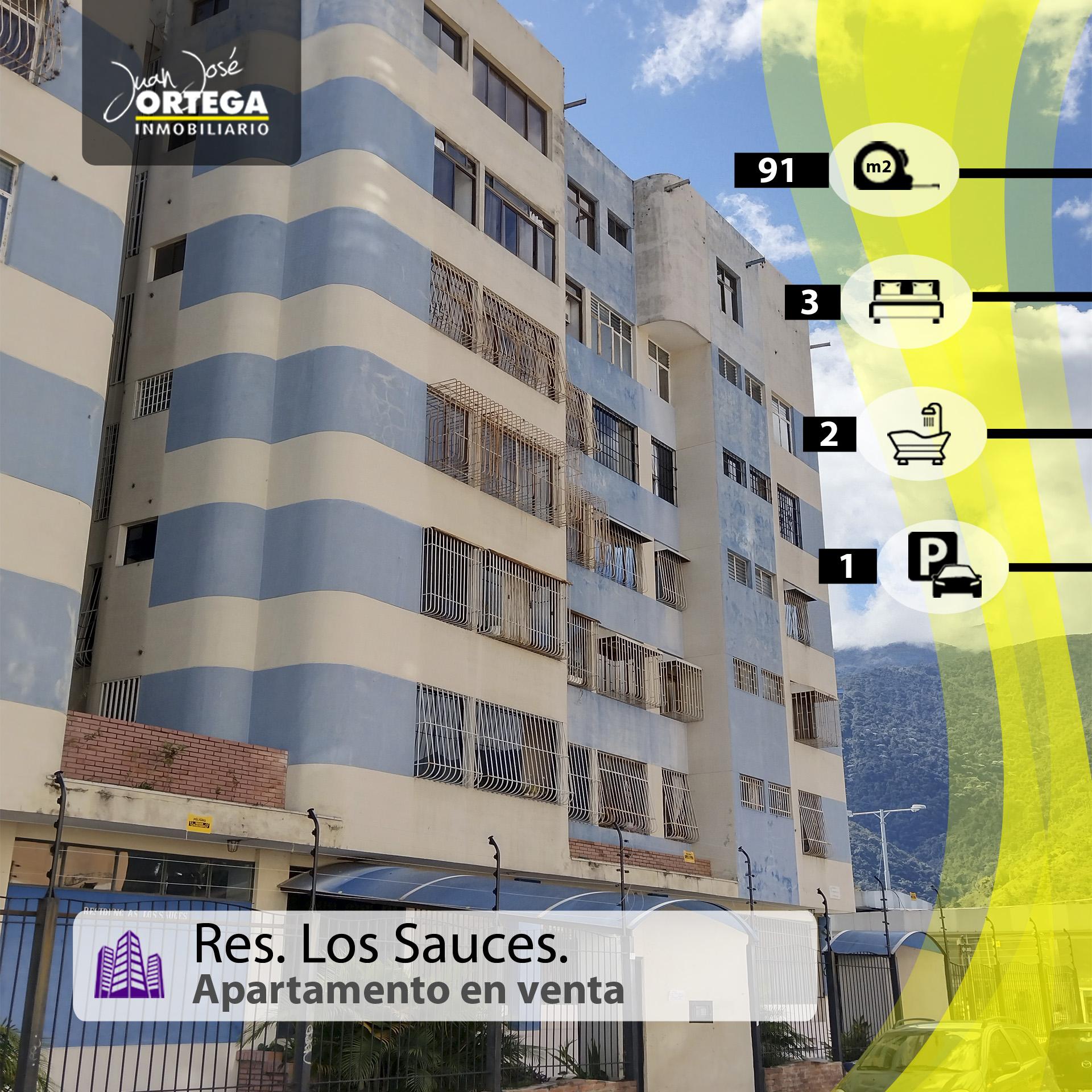 Apartamento en Mérida. Paseo La Feria, Residencia Los Sauces.
